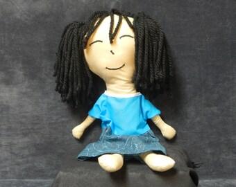 Tan Rag Dolls