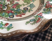 Collection of Coalport China Indian Tree Pattern