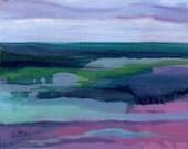Fine Art PRINT - Small Abstract Seascape