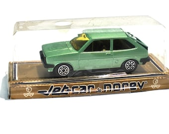 Jet Car de Norev Ford Fiesta Die Cast IOB Made in France
