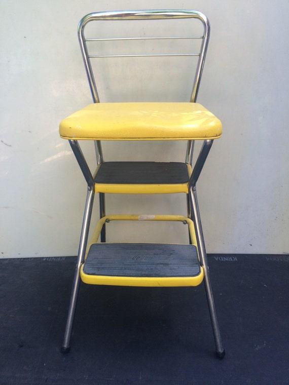 how to close cosco step stool