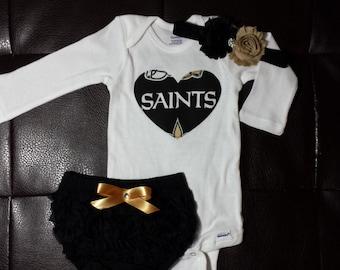 Boutique Saints Bloomers Set