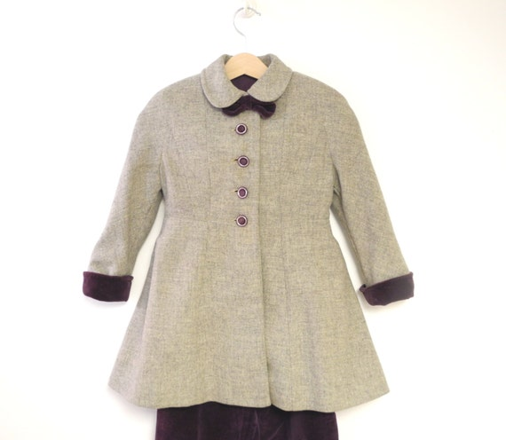 vintage childrens clothes 1940 s balmain of