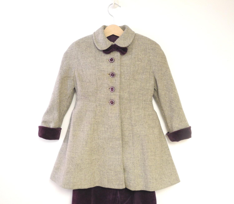 vintage childrens clothes 1940 s balmain of