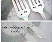 I DO ME TOO - Wedding Forks  - National Three 1936