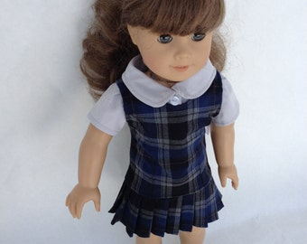 18 inch Dolll School Jumper, 18 inch Doll School Uniform