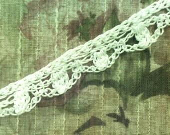 Quadrille Crochet Edging