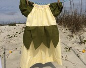 READY TO SHIP - Everyday Princess Dress - Inspired by the Frog Princess - Size 4