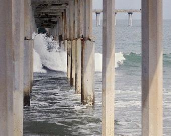 Ocean Beach Pier San Diego California Photo Wall decor, home decor