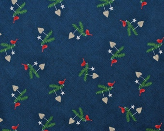 """Christmas for Friends by Stof, 45"""" wide, 1 yard"""