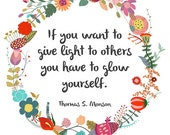 Give Light to Others