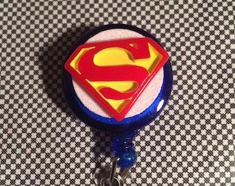 Retractable ID Badge Holder Comic Con
