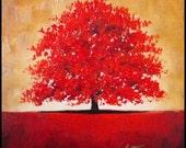 Lumina Solitary, an original miniature oil painting by Jo Edwards