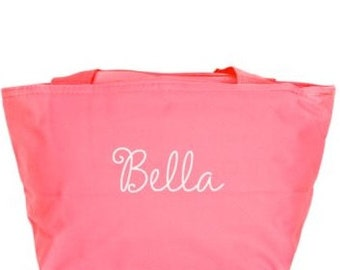 Insulated Lunch Bag - Light Pink