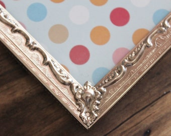 Gold Ornate Metal Picture Frame 8 by 10