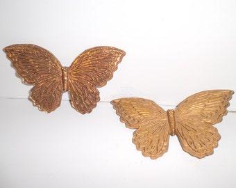 Adorable Durable Plastic Butterflies