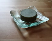 Reclaimed Glass Soap Dish