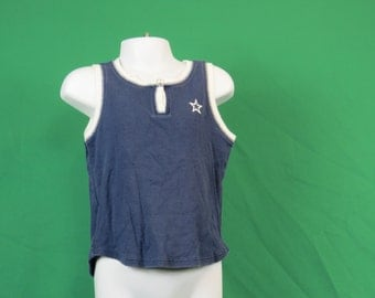 Cowboys kids size tank #425