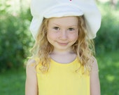 Super Mario Brothers Inspired-Child's Fleece FIRE POWER MARIO Hat  - Dress Up -Make Believe