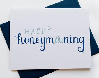 Happy Honeymooning