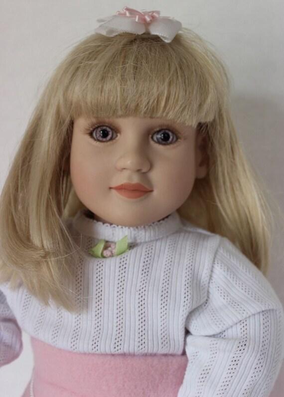 23 super cute my twinn custom doll with pink