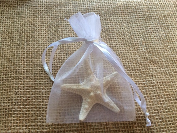Knobby Starfish Magnets Wedding Favors By SeaToLandDesigns On Etsy
