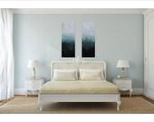 Original Art, Abstract Art, Canvas Painting, Textured Wall Art, Modern Art, Contemporary Art, Art Deco,Green Painting,Aqua Painting,Original