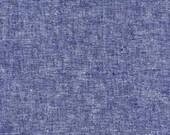 0.5m Essex Yarn Dyed Linen - Denim