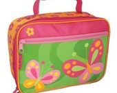 Personalized Stephen Joseph Butterfly Lunchbox