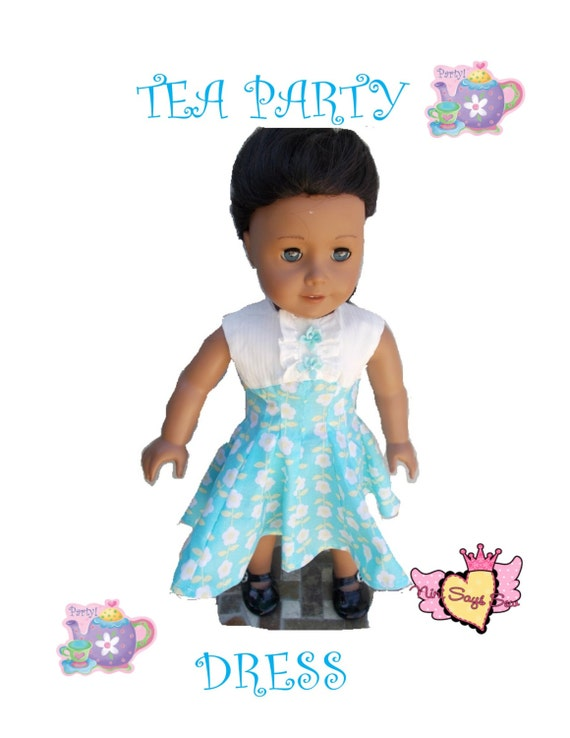 18 Doll Clothes American Girl Doll Our Generation By Ninisayssew