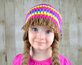 READY TO SHIP- Baby Hats Cabbage Patch Hat Halloween Costume Gifts for Her