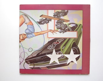 Heartbeat City Record - The Cars - 1984