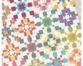 Solistice by April Rosenthal for Prairie Grass Patterns