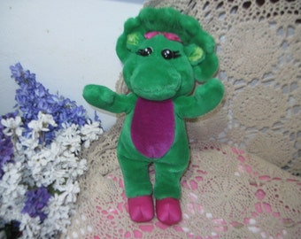 Baby Bop 1993, Toys, Vintage Toys, Stuffed Animal, Vintage Stuffed Animals, Barney Dinosaurs ,