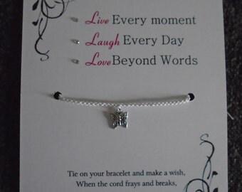 Best Friends Wish Bracelet (updated version)