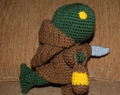 Crochet Tonberry featured image