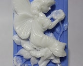 Bluebonnet Scented Flower Fairy Goats Milk Soap