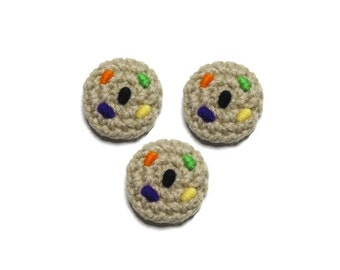 Cat Toys -  Cookie Toys - Set Of 3
