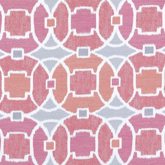 Modern grey geometric fabric contemporary upholstery for Modern home decor fabric