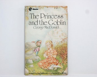 Princess and the Goblin by George MacDonald 1978 Vintage Book