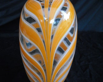 Bird of Paradise / Tiger Stripe /  Lobster Claw Heliconia Vase