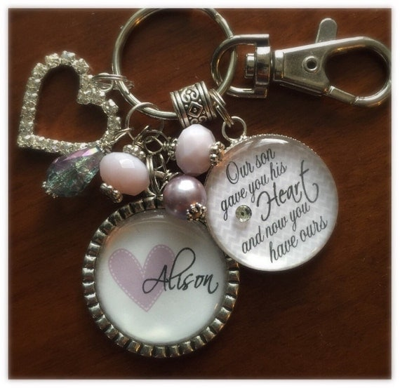 Future DAUGHTER in LAW GIFT, personalized bride to be, Our son gave ...
