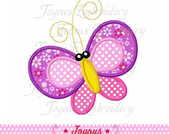 Instant Download Butterfly Applique Embroidery Design NO:1781