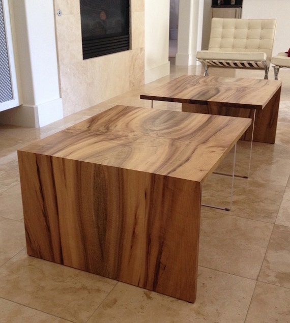 Contemporary Coffee Table Bases: Modern Coffee Table With Acrylic Base