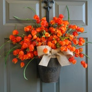 thanksgiving front door decorationsEtsy  Your place to buy and sell all things handmade