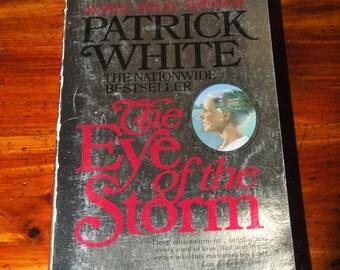 Vintage 1970's Drama The Eye of the Storm Patrick White 1975