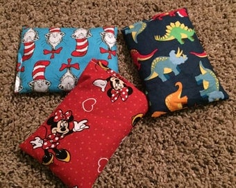 All natural kids ice/heat packs