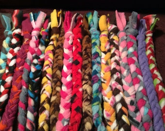 Braided Fleece Cat Toys