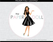 RESERVED LISTING - Erica - Baking Cups - The Paper Doll