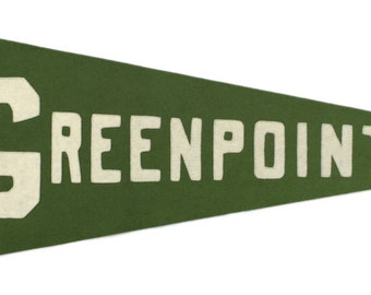 Greenpoint Pennant